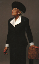Floncia Sutton, 85