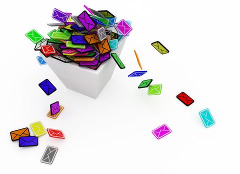 E-mail Trash Folder