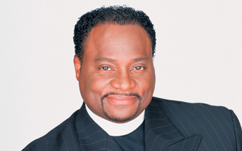 Bishop Eddie Long, New Birth MB Church, Atlanta