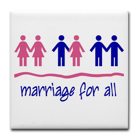 Marriage for all
