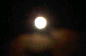 Full moon-November 10, 2011