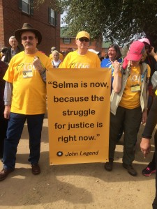 Unitarian Universalists march again in 2015